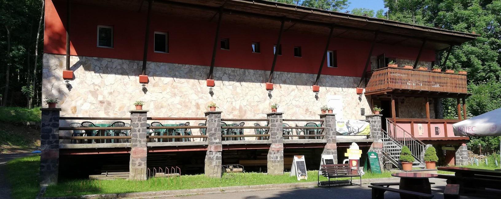 Chata Korenný vrch